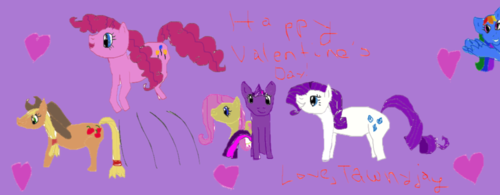 Happy Hearts & Hooves Day!