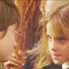 Harry and Hermione photo with a portrait entitled Harmony ♥