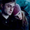 Harry and Hermione photo possibly containing a portrait titled Harmony ♥