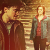 Harry and Hermione photo possibly with a business suit and a well dressed person entitled Harmony ♥