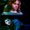Harry and Hermione photo probably containing a portrait entitled Harmony ♥