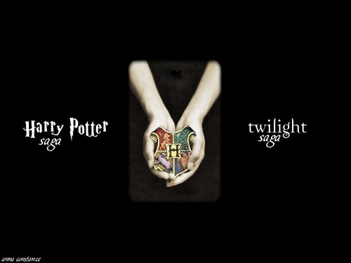 Harry Potter and Twilight