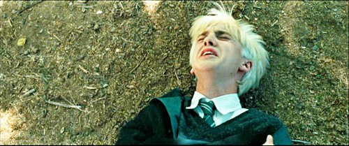 Harry Potter and the Prisoner of Azkaban - Draco Malfoy - draco-malfoy Screencap