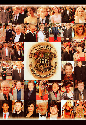 Harry Potter :) - jkrowling Photo