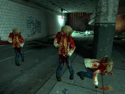 Headcrab Zombies
