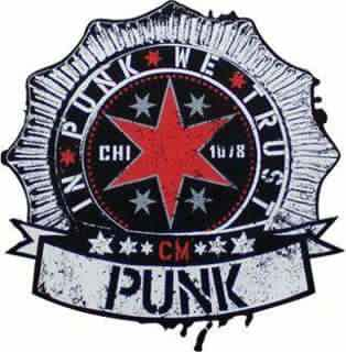 CM Punk wallpaper titled In Punk We Trust
