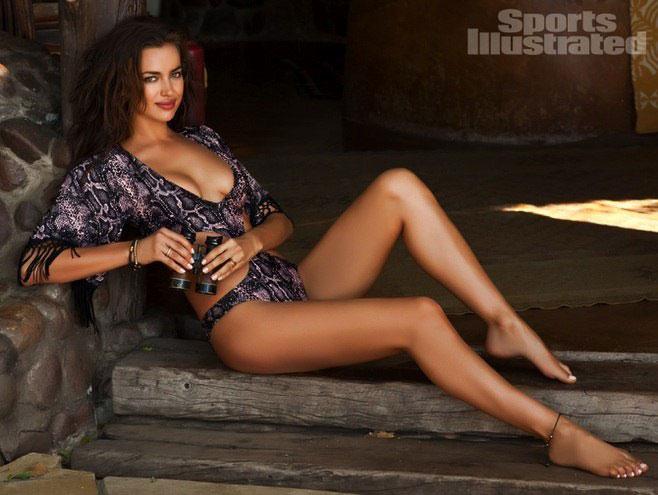 """Irina Shayk - """"Sports Illustrated"""" - (2012)"""