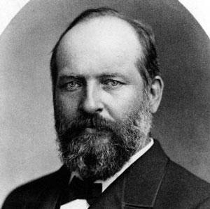 James Abram Garfield (November 19, 1831 – September 19, 1881
