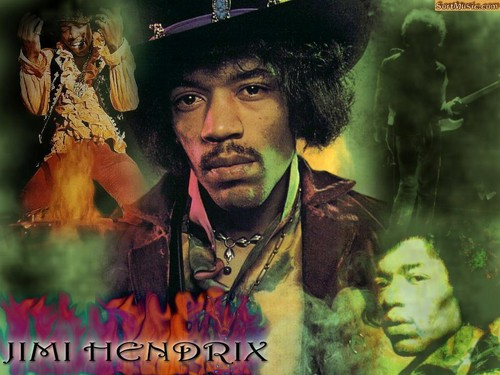 "James Marshall ""Jimi"" Hendrix - Johnny Allen Hendrix; November 27, 1942 – September 18, 1970"