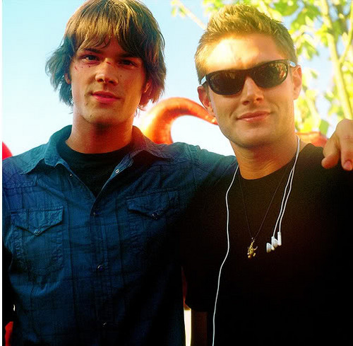 Supernatural Images Jared And Jensen Wallpaper And