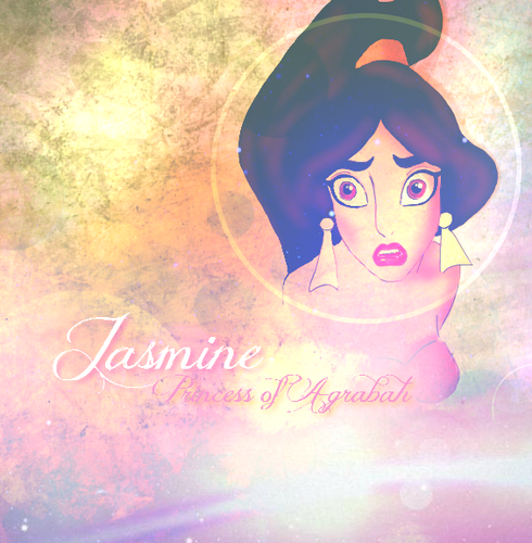 Jasmine-Princess of Agrabah