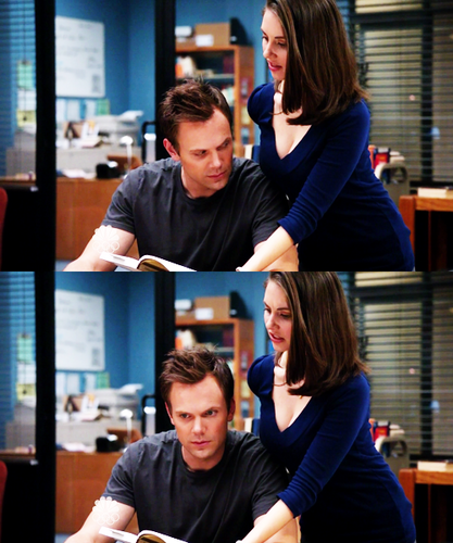 Jeff and Annie ♥