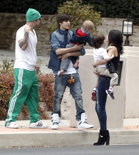 Jelena and family lunch at Japanese restaurant Benihana