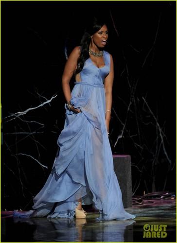 Jennifer Hudson: NAACP Image Awards 2012