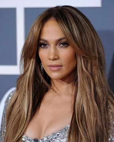 Jennifer Lopez @ The 53rd Grammy Awards