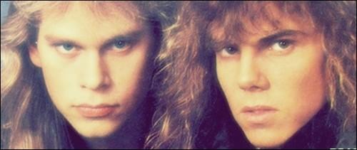 Ian & Joey