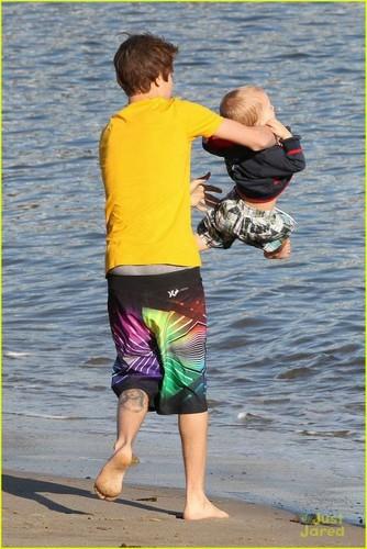 Justin Bieber wallpaper entitled Justin California.