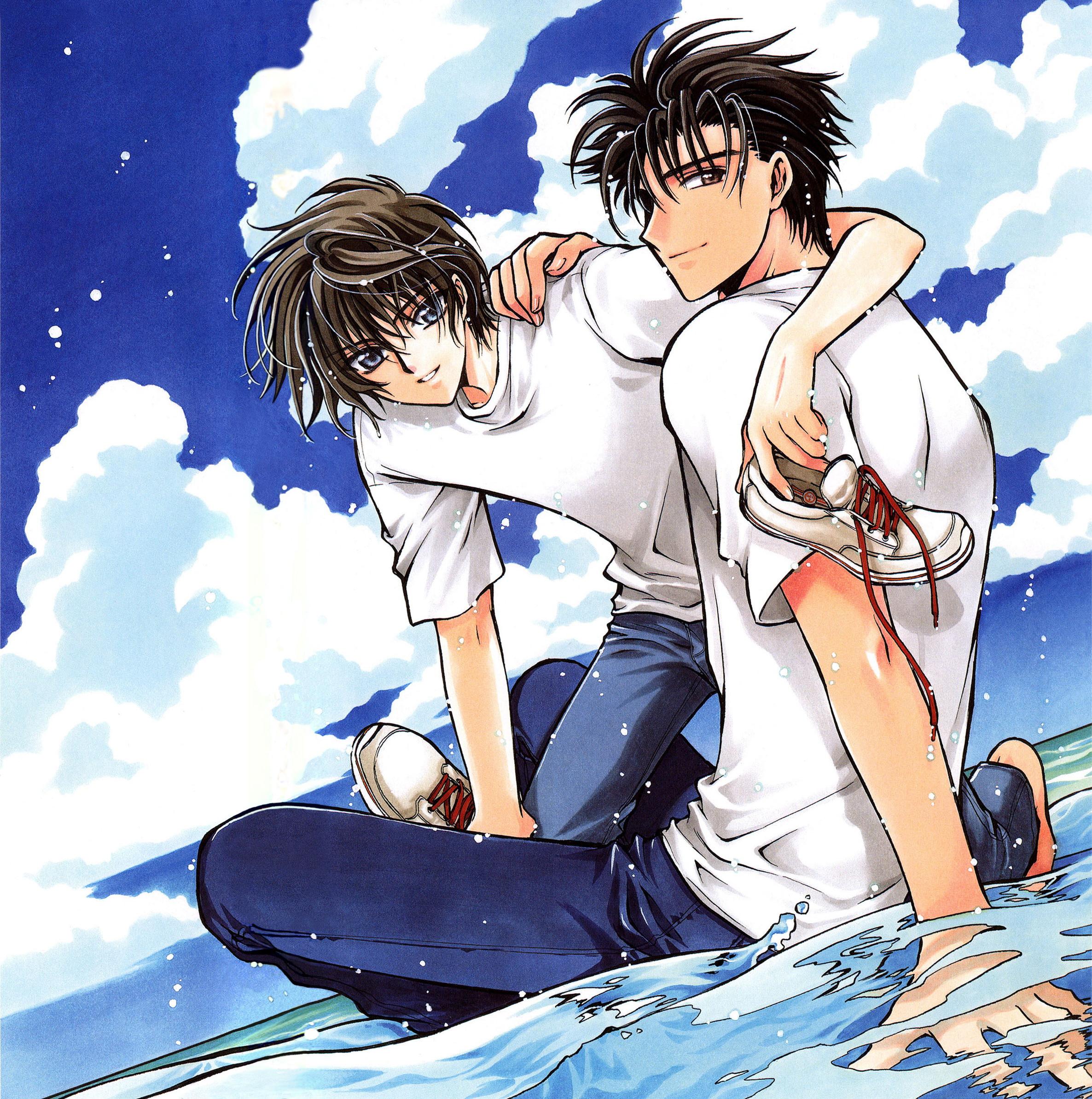 Kamui Shirou Tokyo Revelations: Kamui Shirou And Fuuma Monou (X/1999)