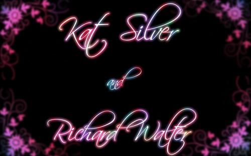 Kat Silver and Richard Walter