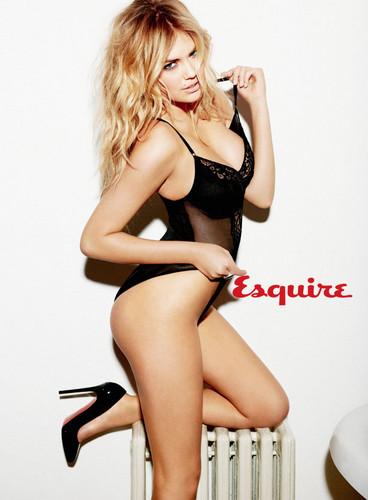 "Kate Upton - ""Esquire Magazine"" / US - (March 2012)"