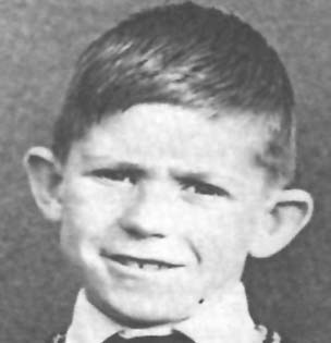 Keith as a kid