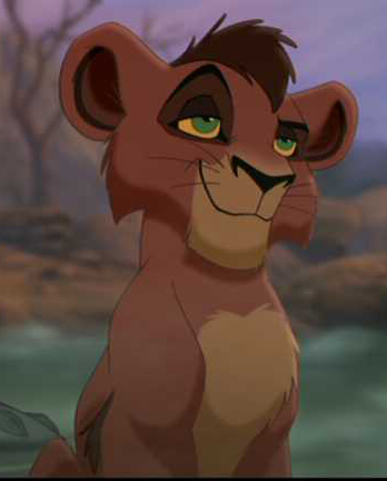 Lion king kovu - photo#5