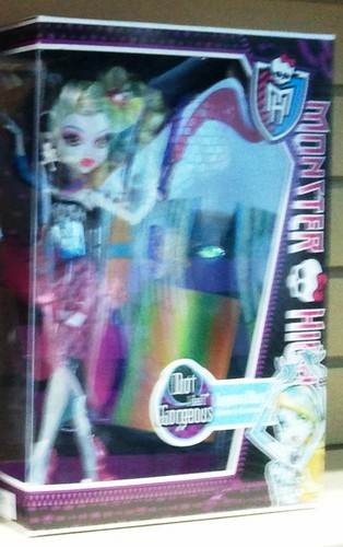 Lagoona New Doll - monster-high Photo