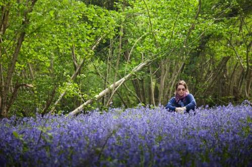 Lisa Marie Presley at her stunning english estate in royal tunbridge wells