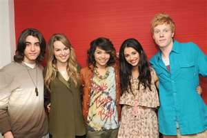 Lemonade Mouth wallpaper probably with a well dressed person and a portrait entitled Lmonade Mouth <3