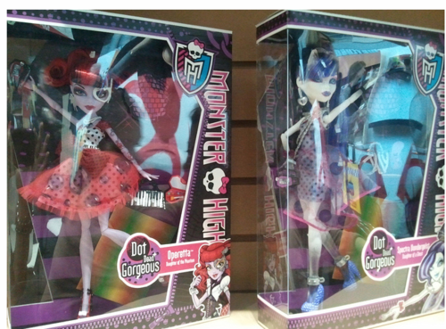 MH New Spectra and Operetta