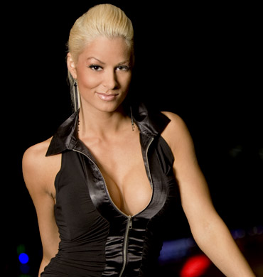 Maryse Photoshoot Flashback