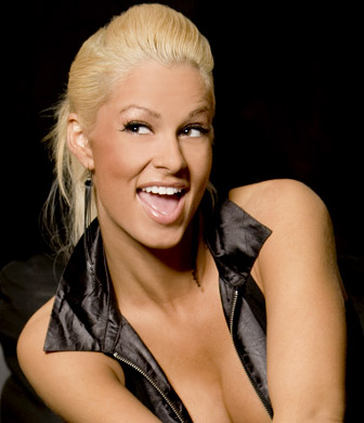 Maryse Ouellet wallpaper possibly with a portrait called Maryse Photoshoot Flashback