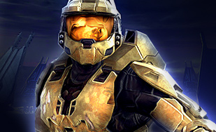 Halo wallpaper containing a rifleman entitled Master Chief