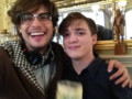 Matthew Gray Gubler and Kyle Gallner - matthew-gray-gubler photo