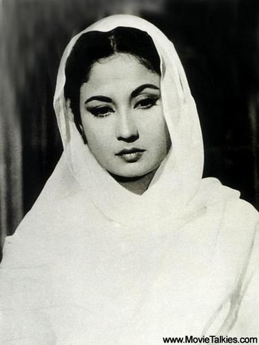 Meena Kumari (1 August 1932 – 31 March 1972