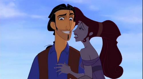 Meg seduces Tulio
