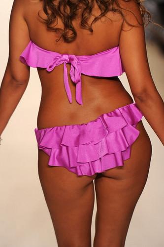Merecedes-Benz Fashion Week Swim 2012 on July 18, 2011 in Miami Beach, United States