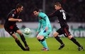 Messi vs Bayer Leverkusen (14 February 2012) Champions League - lionel-andres-messi screencap