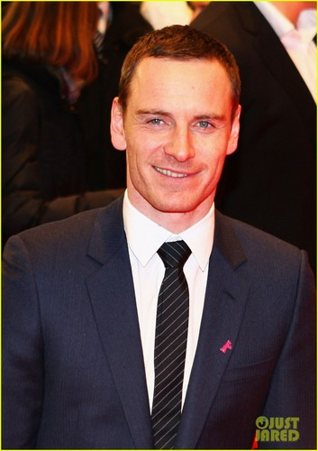 Michael Fassbender & Gina Carano Premiere 'Haywire' in Berlin