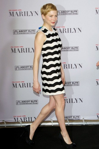 "Michelle Williams - ""My Week With Marilyn Photocall""/Berlin - (17.02.2012)"
