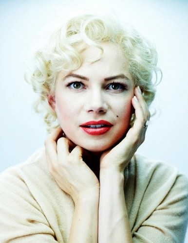 """Michelle Williams - """"My Week With Marilyn"""" / Promoshoot"""
