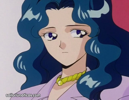 Sailor Neptune karatasi la kupamba ukuta possibly containing anime called Michiru Kaioh