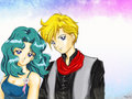 Michiru and Haruka - sailor-neptune fan art