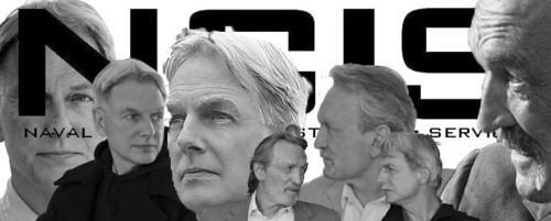 Mike Franks and Jethro Gibbs