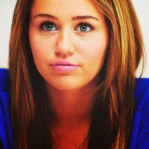 Miley..<3333