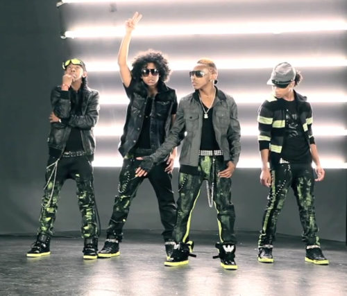 Mindless Behavior VGirl