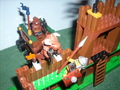 Minotaur Invasion - lego photo