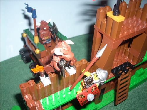Minotaur Invasion