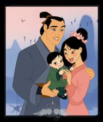 Mulan-Family