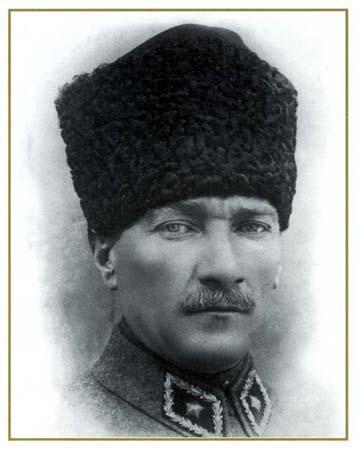 Mustafa Kemal Atatürk ( 19 May 1881 –10 November 1938)